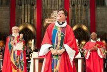 Installation of Presiding Bishop Elizabeth Eaton