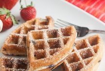 Waffles / Traditional Belgian or not. Simply delicious waffles.