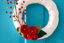 Wreaths/Door