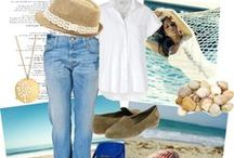 "Women's Florida Vacation Fashion / Women's fashion inspired by Florida's year 'round warm weather & sunshine. Some ""pinspiration"" for your Florida vacation!"