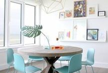 Interiors / by Jena Garnett
