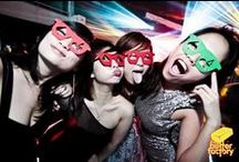 Party / Everything funny and party with glasses - Brillen, die zu Deiner Party passen - Abele Optik