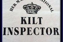 Kilt Inspector / by Bici