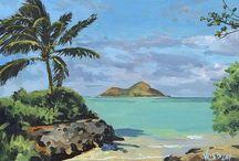 Hawaii Art