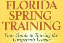 Florida Spring Training Baseball / Orioles, Red Sox, Astros, Marlins, Twins, Mets, Yankees, Phillies, Pirates, Cardinals, Rays, Blue Jays and Nationals - Florida's Grapefruit League baseball spring training ballparks.