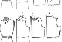 Patterns for sewing, stiching....