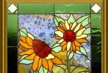 ART: Patterns - stained Glass