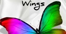 Spreading Your Wings / Pictures/Quotes inspired by Book 3 in Wings of Life Series