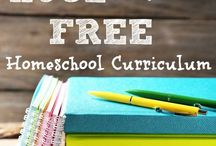 Homeschool / Homeschool activities, lessons, and help
