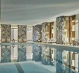 NYC Hotels with Swimming Pools / New York City hotels offer many amenities, but few can make a stay as refreshing as a pool. Relax, cool off and stay in shape at the hotels in this photo gallery.