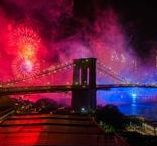 Where to watch fireworks on July 4th / Nothing marks the Fourth of July quite like fireworks do, and in New York City there are a host of places to watch the red, white and blue sparks fly.
