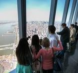 Things to See at One World Observatory (Sponsored Content) / Here's why you should check out the Western Hemisphere's tallest building.