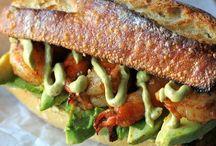 Sandwiches, Po Boys, Hogies / Sandwich po boys, and hoagie recipes