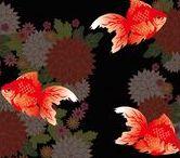 illustration / 和美咲美-WABiSABi- / イラスト / 和をモチーフとした作品