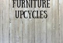 Furniture Upcycles / Furniture Upcycles | home decor ideas | thrift finds