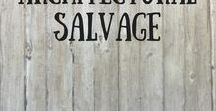 Architectural Salvage / Home decor ideas |