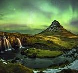 Northern Lights | Aurora Borealis / Seeing the colorful Northern Lights dance around the night sky over Iceland feels magical. However, they only show up sporadically and you need to have both a little bit of luck and good preparation to maximize your chances of catching this natural wonder during your visit.  More info on: https://www.travelade.com/iceland/explore/how-to-see-northern-lights-iceland/