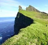 The Westfjords of Iceland / The Westfjords are a stunning part of the country which many people skip on their way. With unspoiled nature, fjords, mountains and cliffs out of this world, making time for the Westfjords is highly recommended.