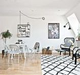Design | Home Decor Inspiration / Home decor inspirations for living rooms, bedrooms and other home spaces.