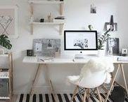 Interiores: home office / Inspirações para decoração de home office