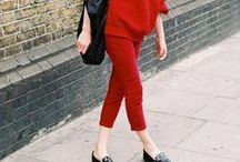 Look vermelho / moda, look do dia, roupa vermelha, red look