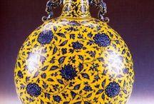 Chinese porcelain art