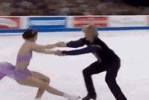 ~Ice skating~