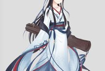 Kimonos & tenues japonaises