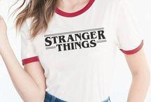 Produits dérivés Stranger Things