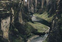 landscapes ⁎⁺✧༚