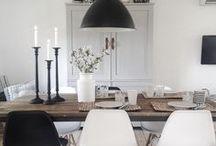 Sala de Jantar || Dinning Room