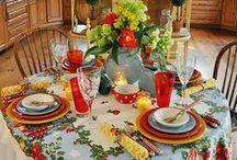 Favorite Tablescapes