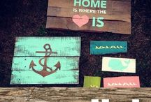Crafty Crafts / by Megan 'Neighbors' Poole