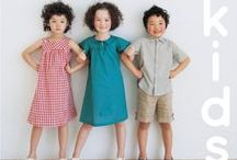 Clothes to make for the kidlets