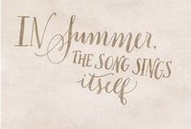 Summer of Wonder / by Rachel Hope
