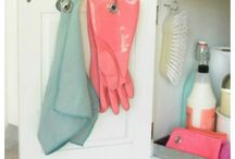 Squeaky / Clean, organized & clutter-free....yah, sure! / by Jennavieve Chalifoux