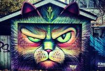 ART: Street Art & Graffiti / by Anna Ritola
