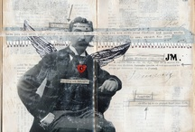 ~ Collages, Journaling, Mixed Media, Digital 1 / Collages, Journals, Mixed Media, & Digital