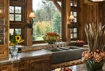 Home -Rustic Elegance
