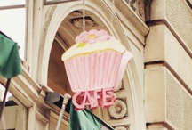 Cupcake Cafe / Cupcakes I might could make :)