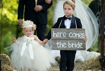Wedding Cuties / Flower girls and Ring Bearers