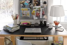 Workspaces / Workspaces, Home Office, Desk, Organization, Stationery.