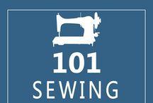 Sewing / by Carissa Scroggins
