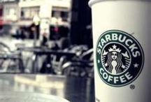 I <3 Starbucks / I LOVE Starbucks