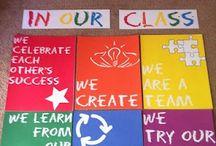 Classroom Ideas / by Allison Dempsey
