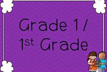 Grade 1/1st Grade