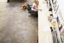 Public Workspace / Collaboration Space