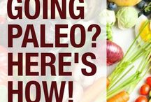 Paleo / Healthy eating  / by Jonathan Alexander