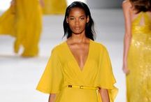 Not-so Mellow Yellow / Yellow fashion for women / by Wardrobe Oxygen
