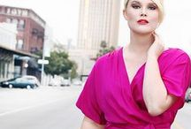 Pretty in Pink / All shades of pink fashion for women